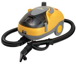 McCulloch MC1860 Steam Cleaner with Vacuum Home use steam cleaner
