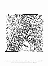 Coloring is a fun way for kids to be creative and learn how to draw and use the colors. Alphabet Coloring Books Printable Elegant Greek Letters Coloring Pages Spartanprint Abc Coloring Pages Celtic Coloring Book Alphabet Coloring Pages