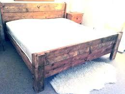 king bed frame wood – Tagilka.info