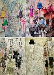 Art Sketchbook Ideas Creative Examples To Inspire High School Students
