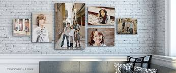 personalized wall display on customizable canvas wall art with canvas wall displays canvas prints canvas on demand