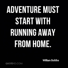 Running Away Quotes Mesmerizing William Bolitho Quotes QuoteHD