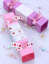 making small candy valentine gifts wrapping ideas