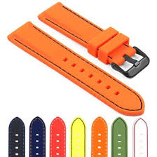 Rubber <b>Watch Bands</b> | StrapsCo