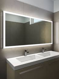 modern lighting bathroom. Bathroom Mirror Lighting Ideas With Wide Led Light Modern Stylish Elegant