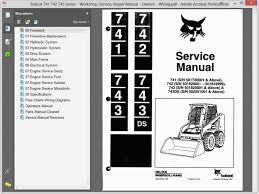742 bobcat wiring diagram wiring diagram libraries 742 bobcat wiring diagram detailed wiring diagrambobcat 741 742 743 series service manual owners wiring kohler