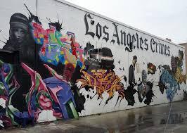 los angeles crimes wall mural la by hodg3podg3  on wall mural artist los angeles with los angeles crimes wall mural la by hodg3podg3 on deviantart