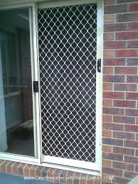 awesome security sliding screen doors with sliding door handles as sliding glass doors for great security