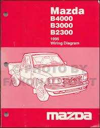 search 2001 Mazda B2300 Wiring Diagram 1995 mazda b4000 b3000 b2300 pickup truck wiring diagram manual original Mazda 3 Wiring Diagram
