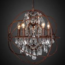 chandelier rustic crystal chandelier sphere orb crystal chandelier font crystal font chandelier font lighting metal