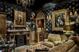Goth Interior Design Magnificent Amazing Gothic Living Room H O M E A N D I T R And Idea Decor