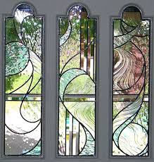 front door with stained glass window s stained glass window for front door