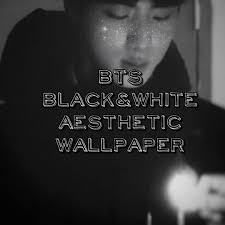 Dark Bts Aesthetic Desktop Wallpaper Hd