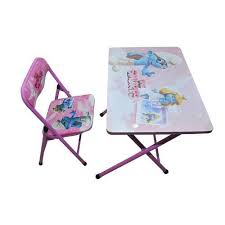 Baby Study Table Chair | Aayush Enterprises | Manufacturer in Malad ...