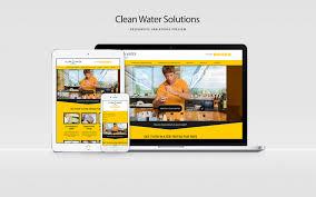 Schweb Design Clean Water Solutions Website Design Lancaster Pa