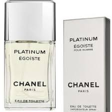 chanel egoiste. chanel platinum egoiste pour homme 100ml edt (m)