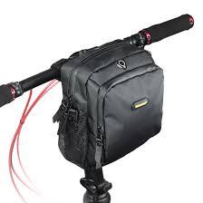 rhinowalk 4l bicycle handlebar bag full waterproof folding bike front bag electric bike cycling bag panniers