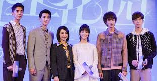 the long wait is over the final cast of the meteor garden 2018