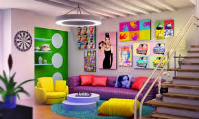 colorful living room. Actually It Can Be Modern And Colorful At The Same Time. So I Found Very  Creative ,modern Living Room Design Ideas.You Should Check These Ideas
