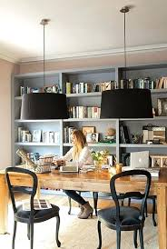 overhead office lighting. home office lighting ideas 28 dreamy offices with libraries for creative inspiration ceiling overhead s