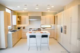 kitchen modern island. Pictures Of Kitchens Modern Light Wood Kitchen Cabinets Page 2 Island I