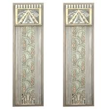 art deco wall decor for sale