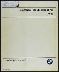 1977 1983 bmw 320i electrical troubleshooting manual