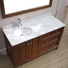bathroom vanity 60 inch:  inch single sink bathroom vanity with choice of top in classic