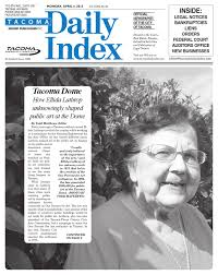 Tacoma Daily Index April 06 2015 by Sound Publishing issuu
