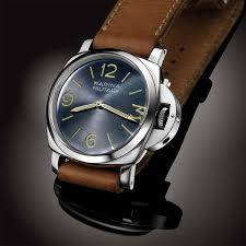 harrods hosts an exhibition of rare panerai watches on loan from an example of only 24 watches bearing the 6152 reference the panerai 6152 circa 1955