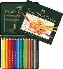 Polychromos Color Pencil Additional Colors Listed By Set