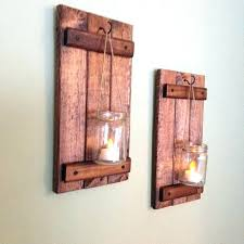 sconces wooden wall sconces for candles candle holders full size of sconce medium shelf decor woo