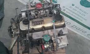 Engine NISSAN TERRANO II (R20) 2.7 TD 4WD 61560