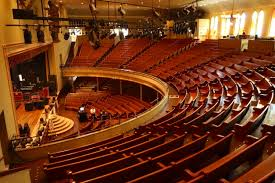 Grand Ole Opry Interactive Seating Chart California Tours