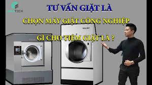 Máy giặt sấy công nghiệp wales bền đẹp tốt nhất   Tư Vắn Giặt Là. - YouTube