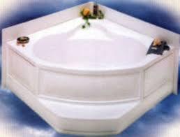 corner garden tub. Better Bath 54\ Corner Garden Tub