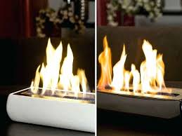 fake fire for fireplace