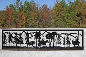 decorative metal fence panels. The Best Decorative Metal Fence Panels Design Ideas