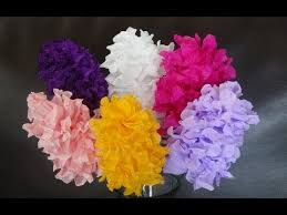 Make Easy Paper Flower How To Make Easy Paper Flowers Diy Mothers Day Craft