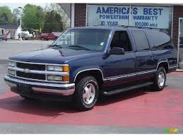 1999 Chevrolet Suburban - Information and photos - ZombieDrive