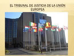 Resultado de imagen de tribunal justicia europeo
