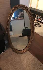 large gold mirror large gold vintage mirror household in apex help oval small antique gold ornate large gold mirror