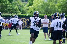 Steelers All 91 Rb Malik Williams Steelers Now