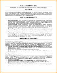 8 Engineer Career Objective Intern Resume