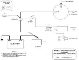 alternator wiring diagram 7127 3a wiring diagram one wire alternator wiring diagram 7127 3a one wire alternator wiring diagram tractor nilza net