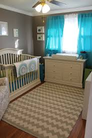 small nursery furniture. Grey \u0026 Turquoise Elephant Nursery Small Furniture B