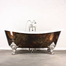 clawfoot tub cast iron ideas copper claw foot slipper anese soaking bath second hand for japanese soaking tub