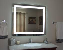 Lighted Bathroom Mirror Cabinet Lighted Vanity Mirror