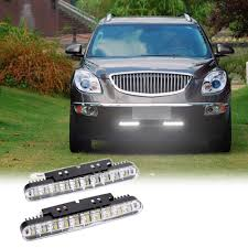 Buick Enclave Running Lights Not Working Us 9 11 42 Off 2pcs 30leds Car Daytime Running Light Drl Daylight Lamp With Turn Signal Indicators Lights In Car Light Assembly From Automobiles