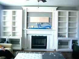 fireplace ideas above excellent over gallery best inspiration home design tv on mantel cabinet creativ